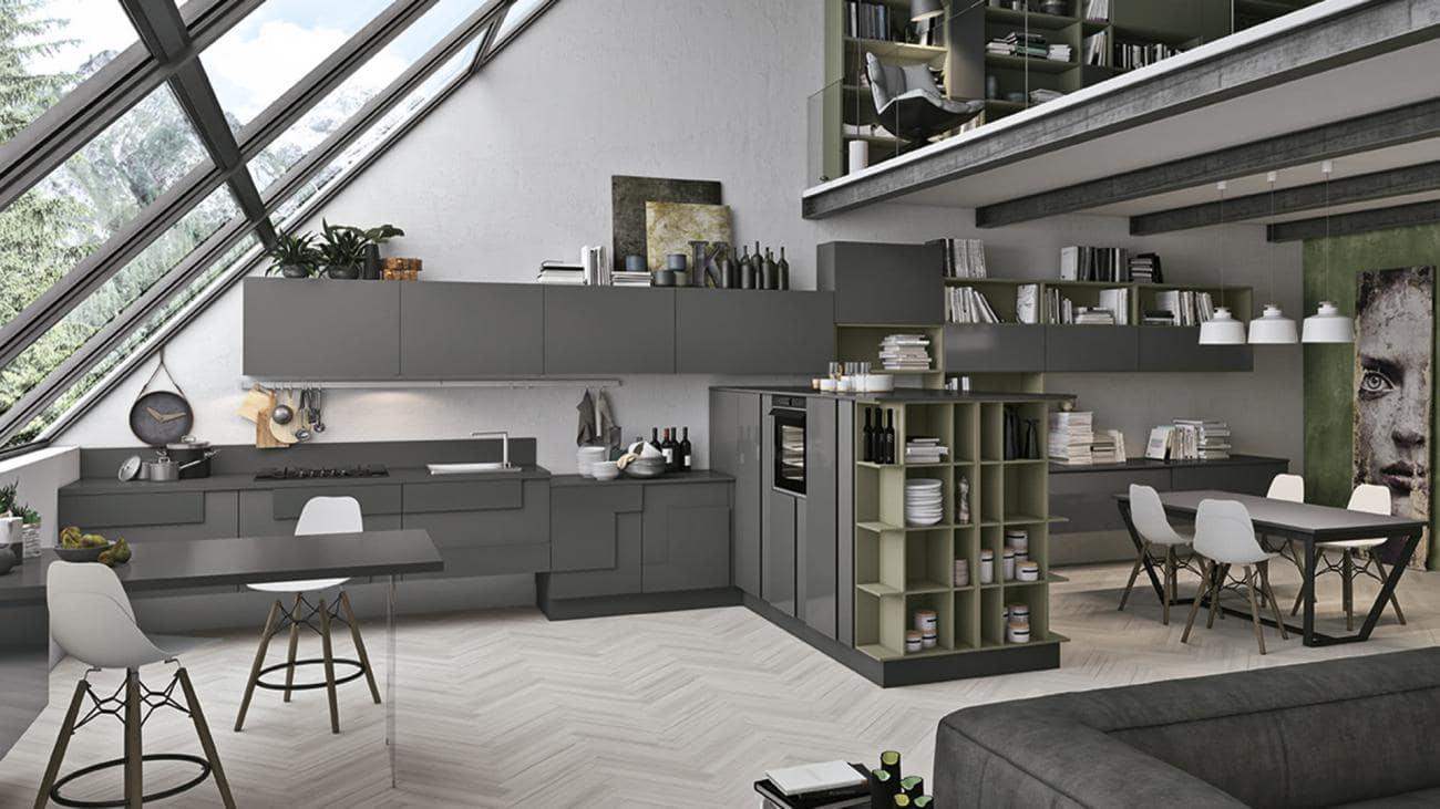 Cucina Creativa Lube Store Stradella